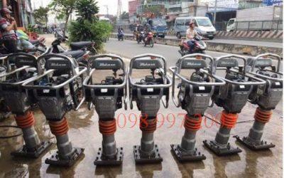 Tất cả máy đầm cóc cho thuê tại Hồng Thái đều là máy chất lượng, đời mới