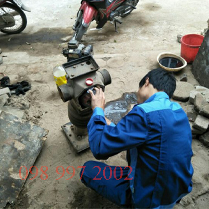 Sửa chữa máy đầm cóc