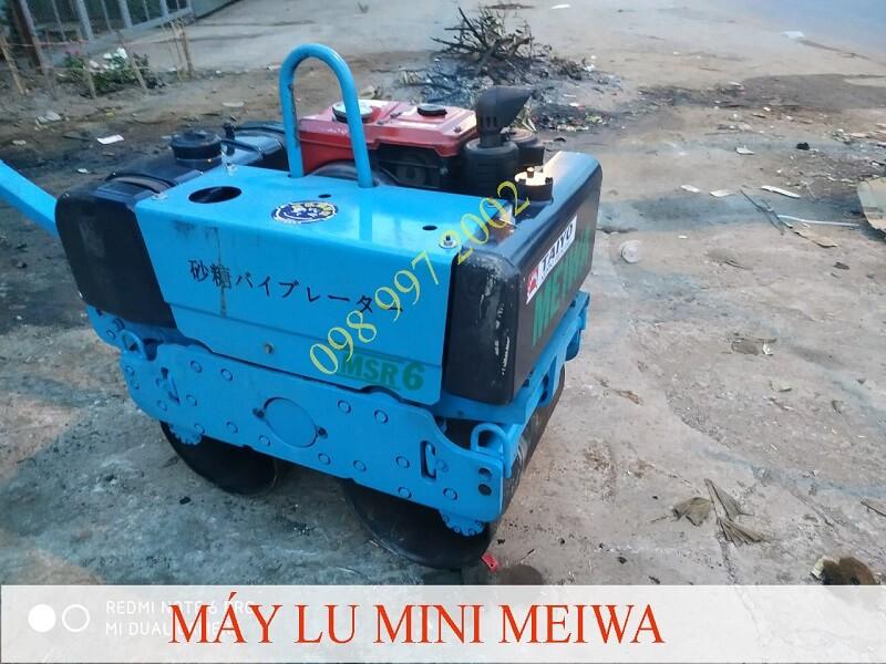 Máy lu mini Meiwa